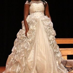 Custom Dresses - Pageant/Ball Gown Dress